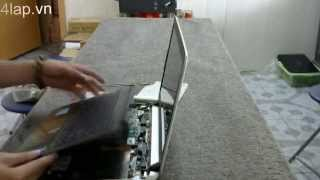 HP Pavilion 14 Disassembly and fan cleaning
