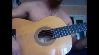 белая берёза под гитару