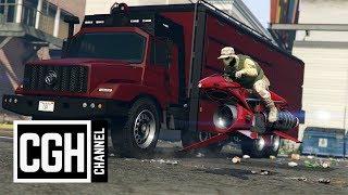 GTA Online Update: Terrorbyte, Drones, Oppressor MK II, Black Madonna, & More!