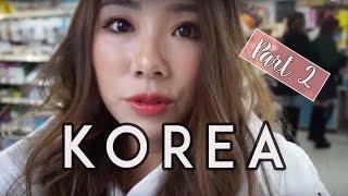 Korea 2017 VLOG Part 2 : LINE Friends Hotel, LINE Friends Store & More! | MONGABONG