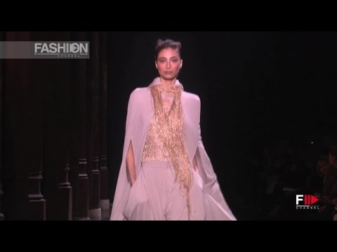 LORIS AZZARO Full Show Spring Summer 2015 Haute Couture Paris by Fashion Channel
