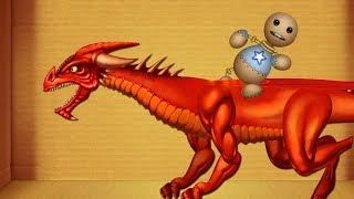 KICK the BUDDY RIDES A DRAGON!?!