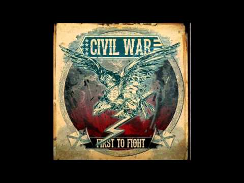 CIVIL WAR - FIRST TO FIGHT