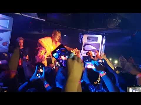 6IX9INE aka Tekashi live Prague Czech Republic 2018