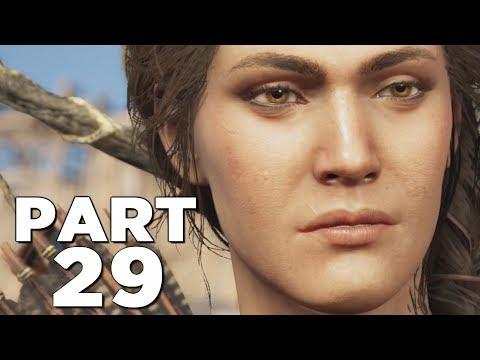 ASSASSIN'S CREED ODYSSEY Walkthrough Gameplay Part 29 - ARKADIA (AC Odyssey)