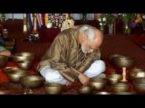 Tibeti hangtálak ॐ Fürödj meg a Hangtálak rezgéshullámaiban