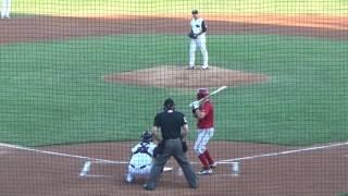 Ronald Herrera, RHP, Yankees (07-29-2016) - Double-A Trenton, Eastern League