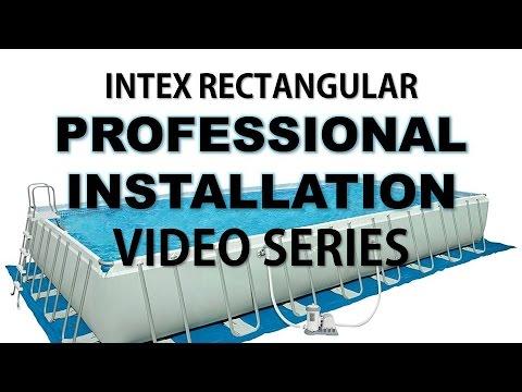 Intex Ultra Frame Pool 32 X16 X 52 Doovi