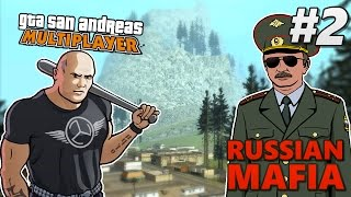 Žaidžiu SAMP LMG.lt #2 RUSSIAN MAFIA