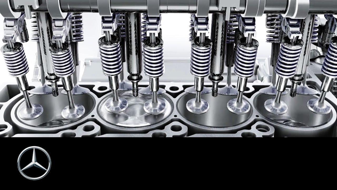 Amg 39 s latest engine development highlight mercedes benz for Mercedes benz sprinter engine