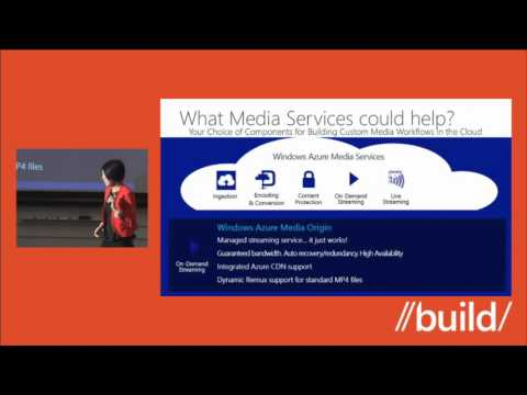 Build 2012 Building Rich Media Applications on Windows 8 with Windows Azure Media Services