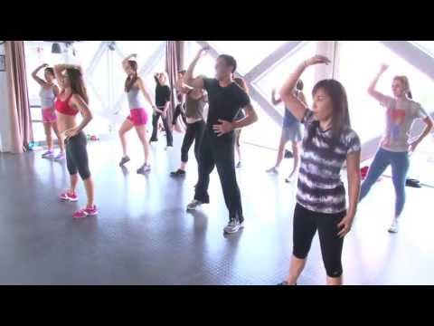 "Zumba Dance (w/ steps): ""I Kissed a Girl"" by Katy Perry"