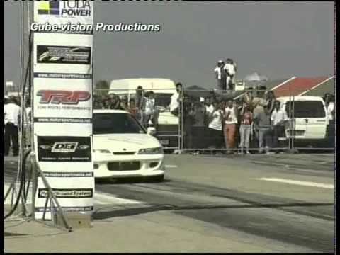 Cyprus Dragster October 2003 by BURNOUT CY Part 2