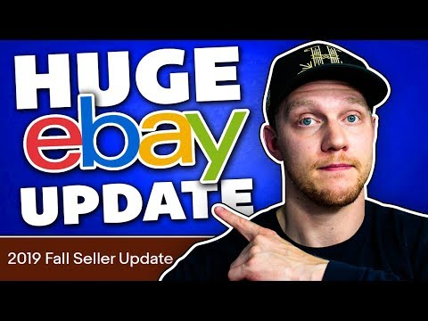 [HUGE] Changes Coming! eBay Dropshippers MUST Know This About The Fall Seller Update 2019