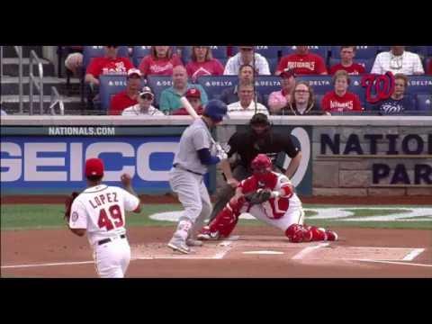 July 19, 2016-Los Angeles Dodgers vs. Washington Nationals