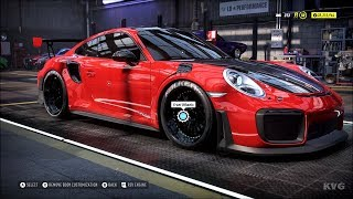 Need for Speed Heat - Porsche 911 GT2 RS 2018 - Customize | Tuning Car (PC HD) [1080p60FPS]