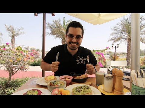 Worth it or Not: ALL YOU CAN EAT BREAKFAST IN DUBAI! | Part 1