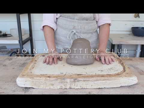 Pottery: Reclaiming Clay