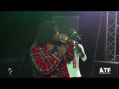 KB - No Chains (Live at Antigua Trinity Fest)