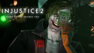 Injustice 2 - Official Joker Gameplay Trailer