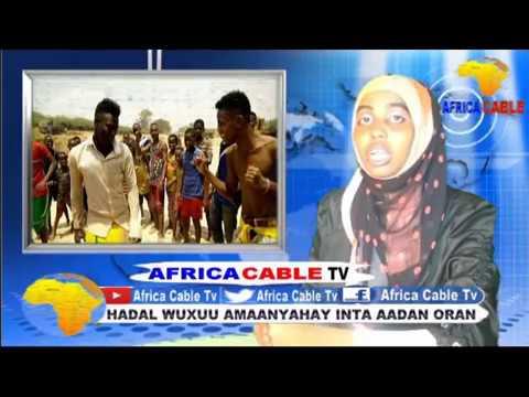 QODOBADA WARKA AFRICA CABLE TV BY XAMDI DHOOL 13 4 17