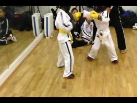 Wu'Chi Kwon Do - Freestyle Karate - London Kids.avi