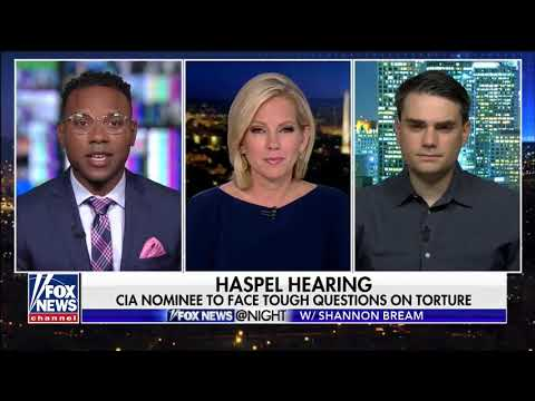 Shapiro Reacts To CIA Torture Claims