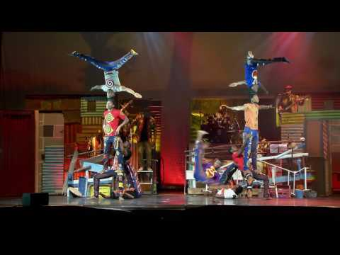 Mother Africa: Circus of the Senses trailer