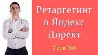 Настройка Эффективного Ретаргетинга в Яндекс Директ