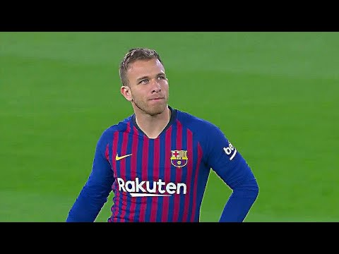 Arthur Melo 2018/19 - The Start ● Skills Show FC Barcelona
