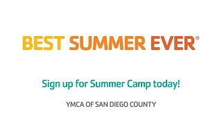 Summer Camp at the YMCA of San Diego County