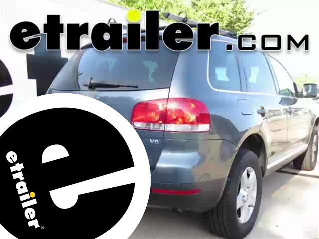 Trailer Hitch Installation - 2004 Volkswagen Touareg - Draw-Tite