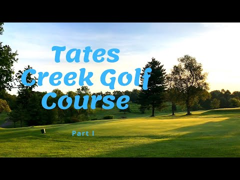 Tates Creek Golf Course - Lexington, Kentucky - Front 9