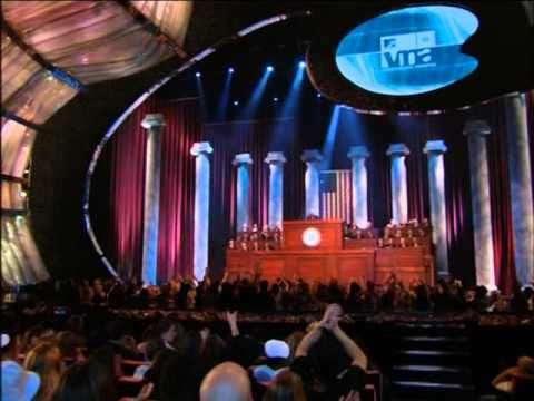 Eminem Live at the 2002 MTV VMA Awards Performing