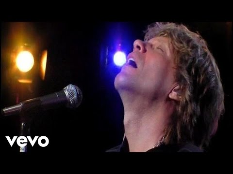 Bon Jovi - Whole Lot Of Leavin' (Clear Channel Stripped)