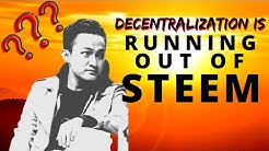 Steem Blockchain is No Longer Decentralized or Censorship Resistant | Justin Sun and Steemit Inc.