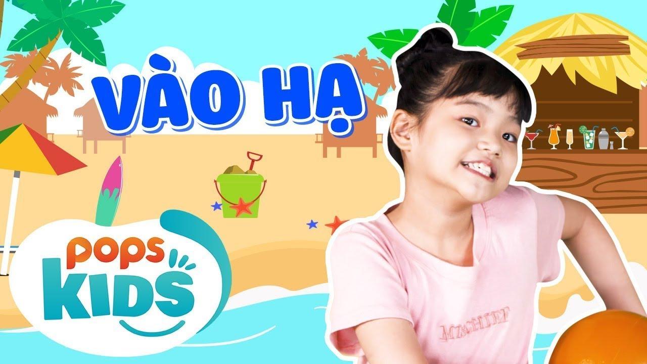 Mầm Chồi Lá Tập 169 - Vào Hạ - Nhạc Thiếu Nhi Sôi Động   Vietnamese Kids Song