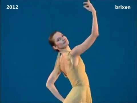 Dances at a Gathering - green girl solo - McBride, Guerin, Kowroski, Letestu, Dupont