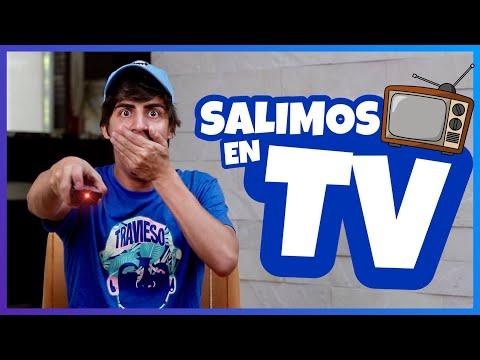 Daniel El Travieso - Mi Familia Salió En Televisión!