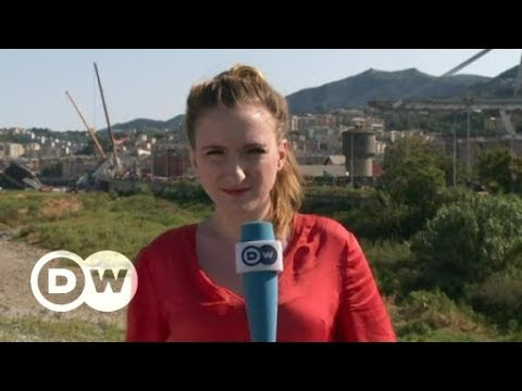 Italy bridge collapse: Who is responsible and what lies ahead? | DW English