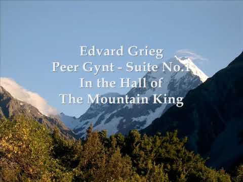 Peer Gynt Suite No.1 - In the Hall of The Mountain King