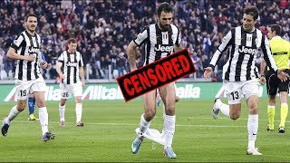 Players Without Shorts - absurd shameful football ● HD