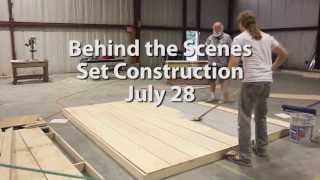 Quahog Corner: Behind the Scenes Set Construction - July28