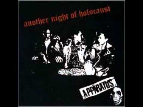 Apparatus - another night of holocaust(malaysia raw punk like shitlickers)  EP