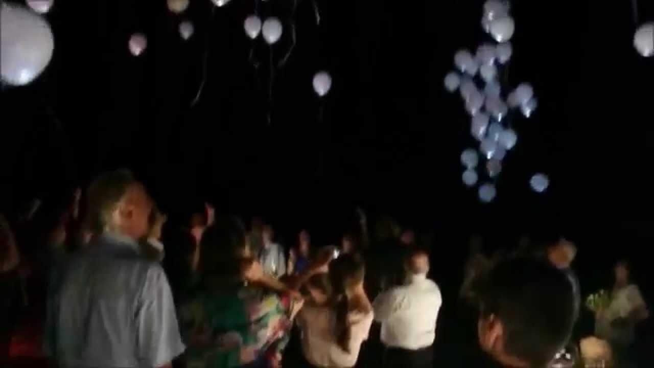 lacher ballons lumineux eole evenements - Ballon Phosphorescent Mariage