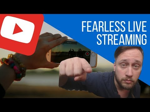 Overcome Your Fear of Live Streaming (Easy Steps)