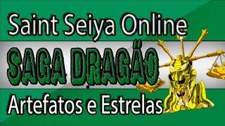 Saint Seiya Online SGD#14: Como Pegar A Armadura De Ouro