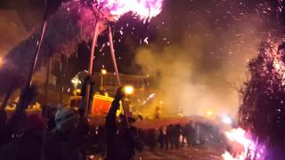 Repeat youtube video Festa dos Fachós 2015 Castro Caldelas