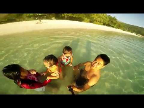 Tiamban Beach in Romblon Gopro 4 silver edition