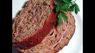 Recipe Thats A Meatloaf
